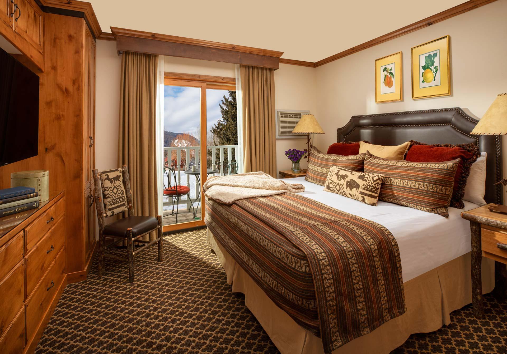 One Bedroom Suite - Parkway Inn