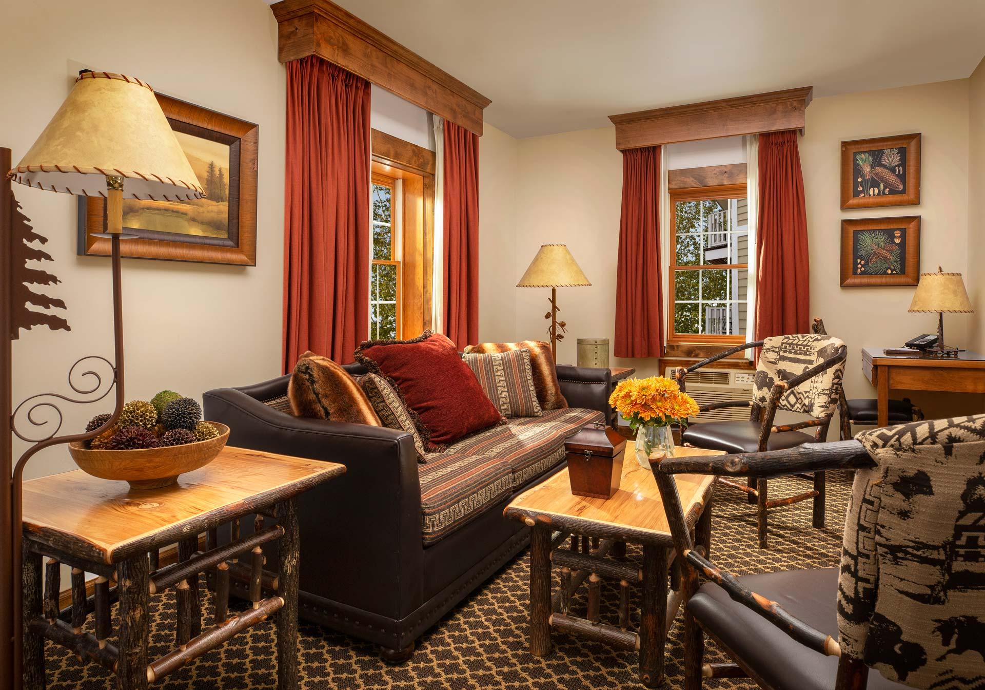 One Bedroom Cottage Suite - Parkway Inn