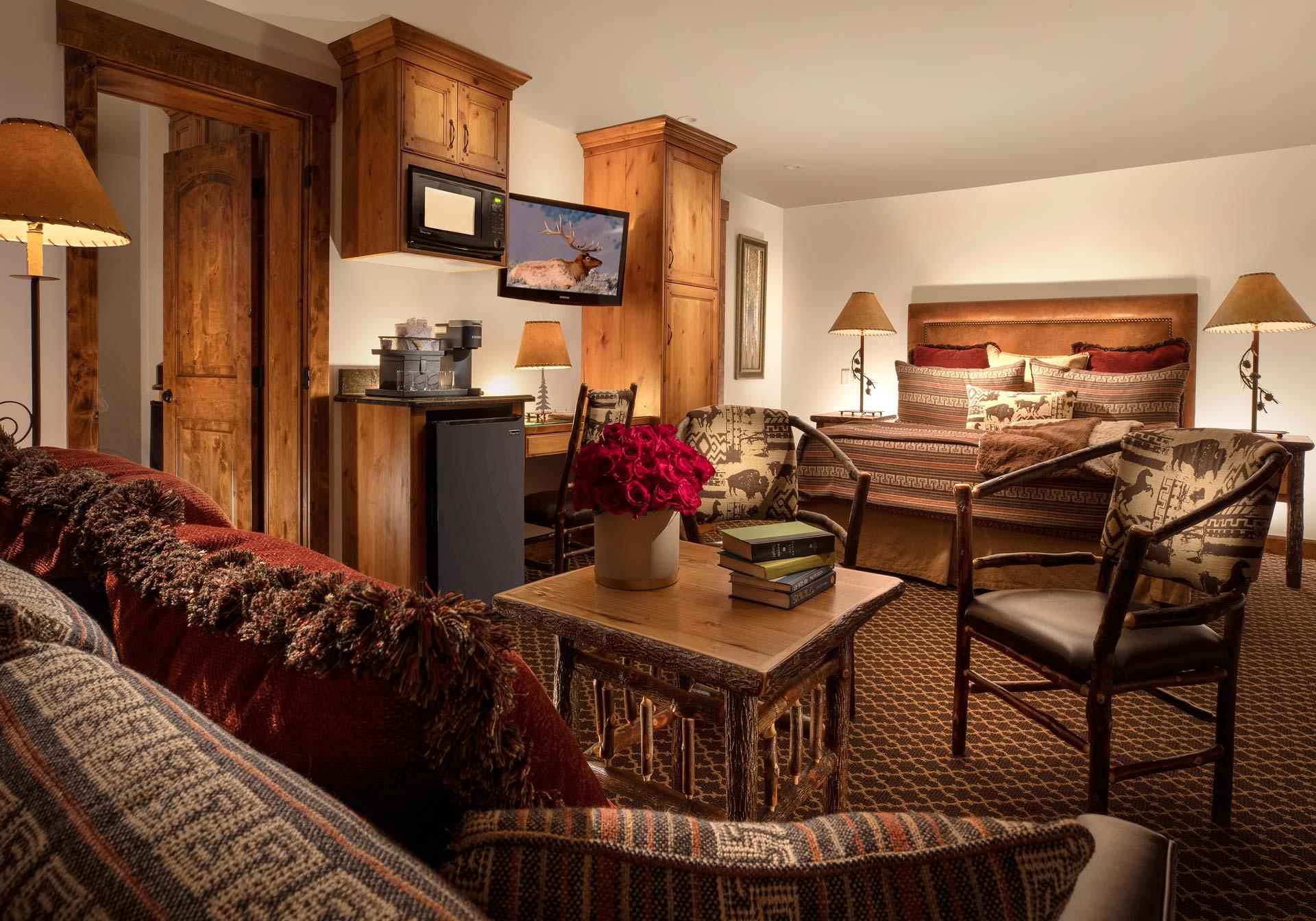 Premier Cottage Suite - Parkway Inn